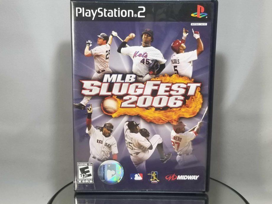 MLB Slugfest 2006 Front