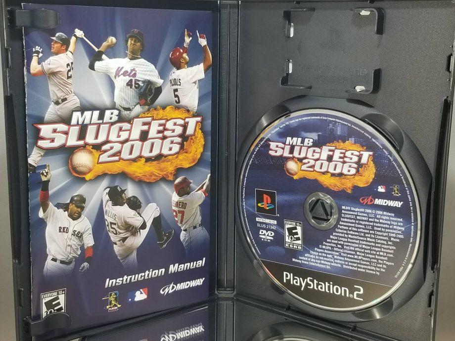 MLB Slugfest 2006 Disc