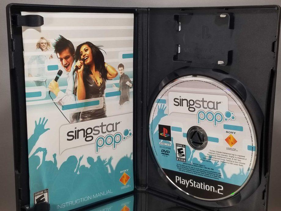 SingStar Pop Disc