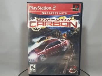 Need For Speed Carbon Front