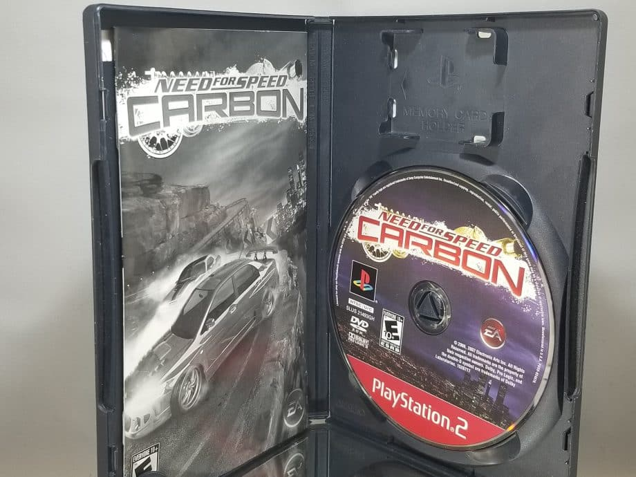 Need For Speed Carbon Disc
