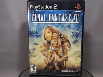 Final Fantasy XII Front