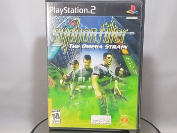 Syphon Filter The Omega Strain Front