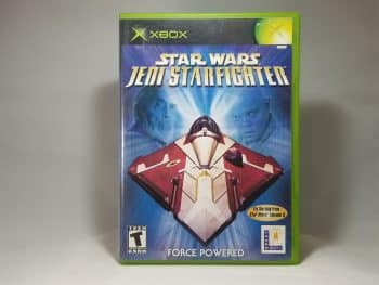 Star Wars Jedi Starfighter Front