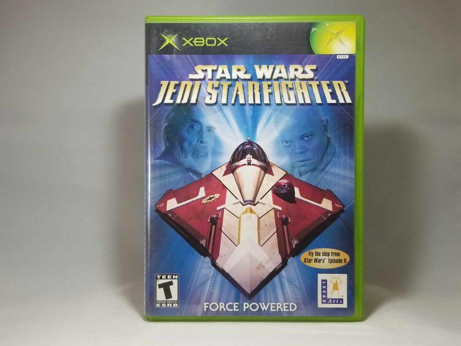 Star Wars Jedi Starfighter Front