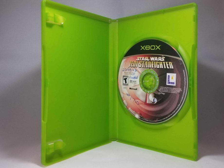 Star Wars Jedi Starfighter Disc