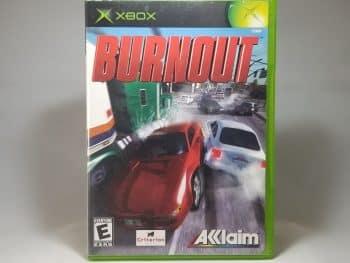 Burnout Front