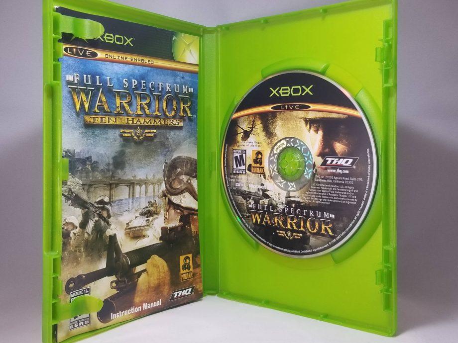 Full Spectrum Warrior Ten Hammers Disc