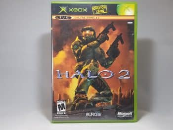 Halo 2 Front