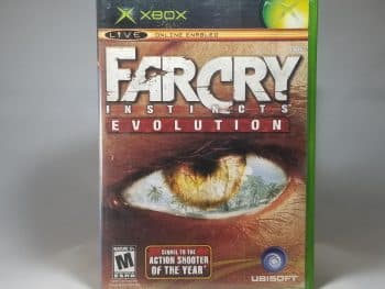 Far Cry Instincts Evolution Front