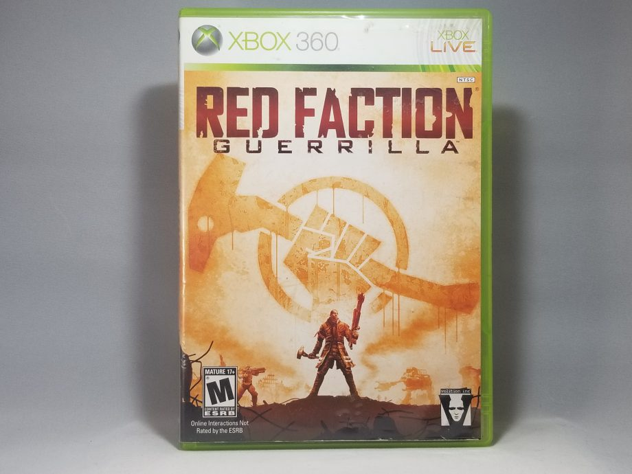 Red Faction Guerrilla Front