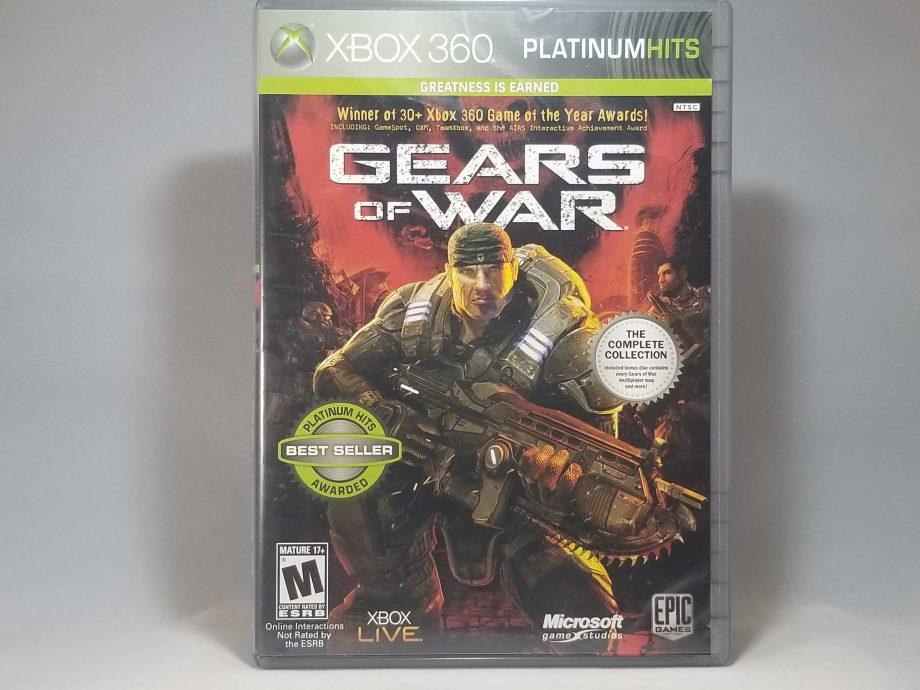 Gears Of War Front
