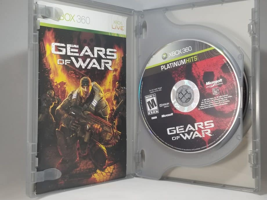 Gears Of War Disc 1