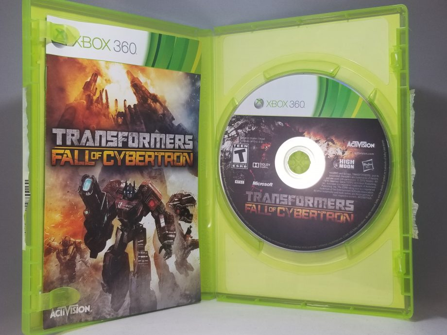 Transformers Fall Of Cybertron Disc