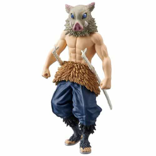 Demon Slayer Inosuke Hashibira Figure Pose 1
