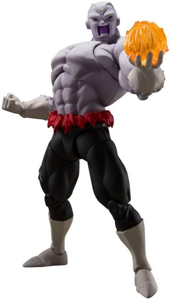 Jiren Final Battle S.H. Figuarts Pose 1