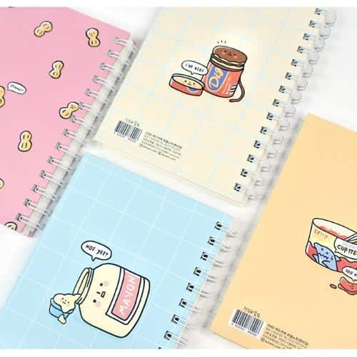 Convenience Store B6 Hardcover Notebook