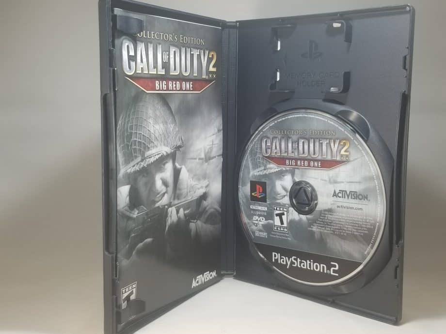 Call Of Duty 2 Big Red One [Collector's Edition]