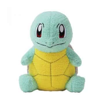 Squirtle Curly Plush