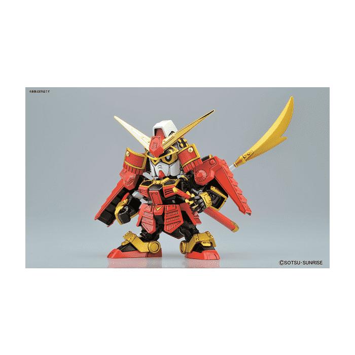 Gundam Legend BB Musha Gundam Pose 1