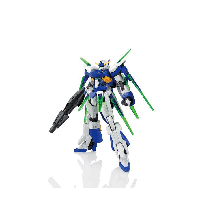 High Grade Gundam Age FX Pose 1