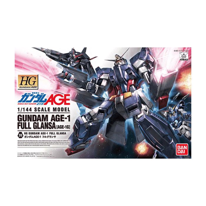 Gundam Age 1 Full Glansa Box