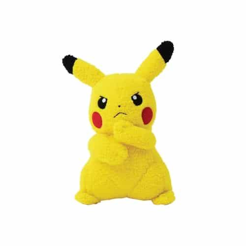 curly pikachu
