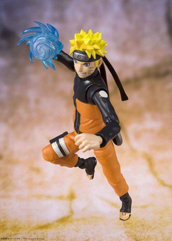 Naruto Uzumaki S.H. Figuarts (Best Selection) Pose 1