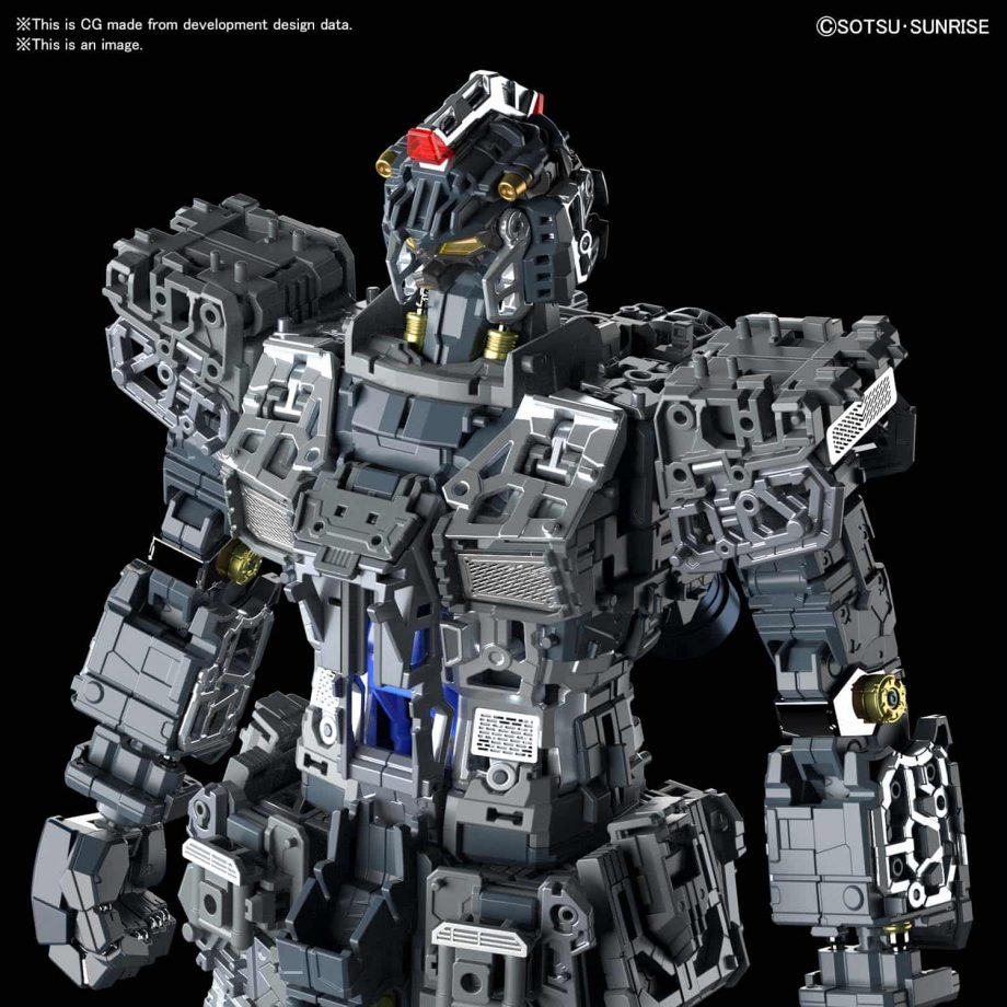 Perfect Grade UNLEASHED RX-78-2 Gundam Pose 6