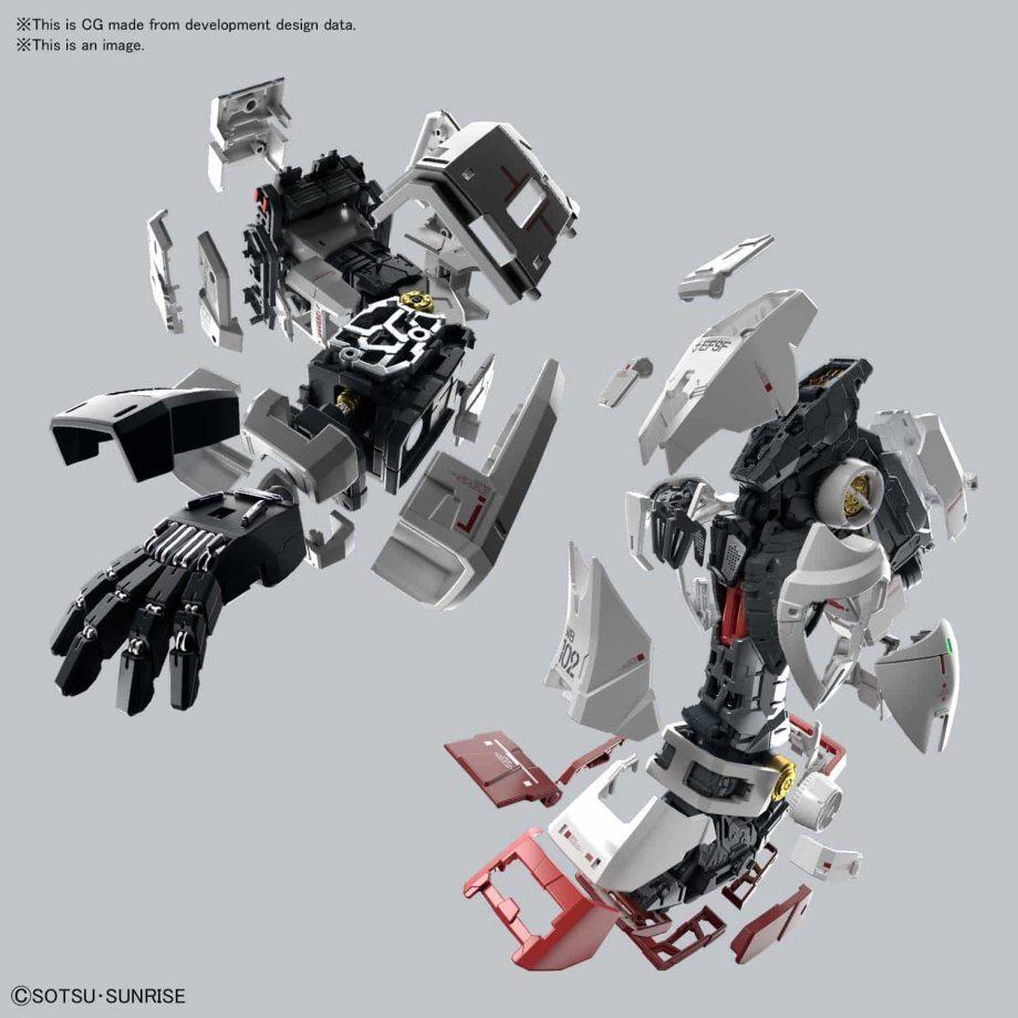 Perfect Grade UNLEASHED RX-78-2 Gundam Pose 8