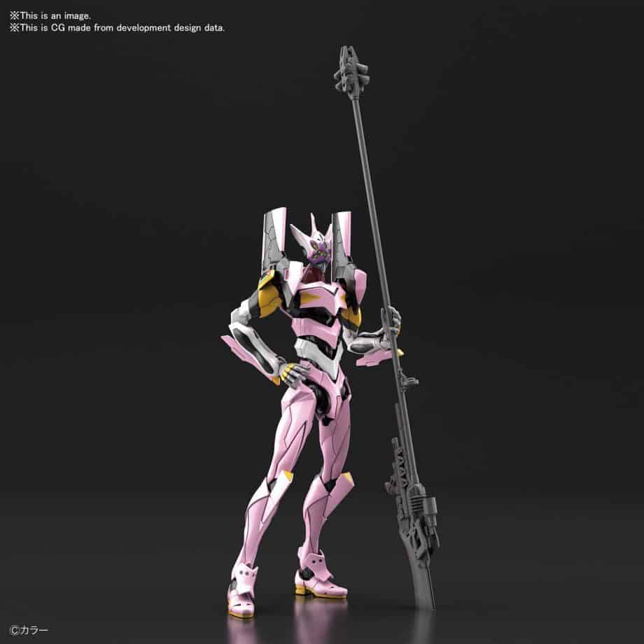 Real Grade Evangelion Unit 08a Pose 3