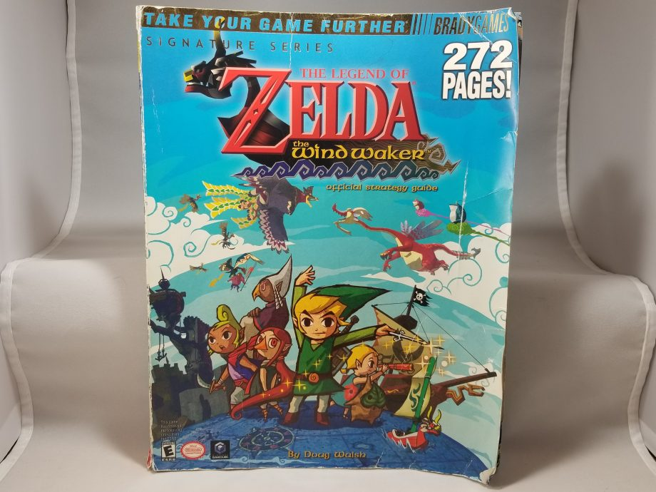 Legend of Zelda Wind Waker Guide