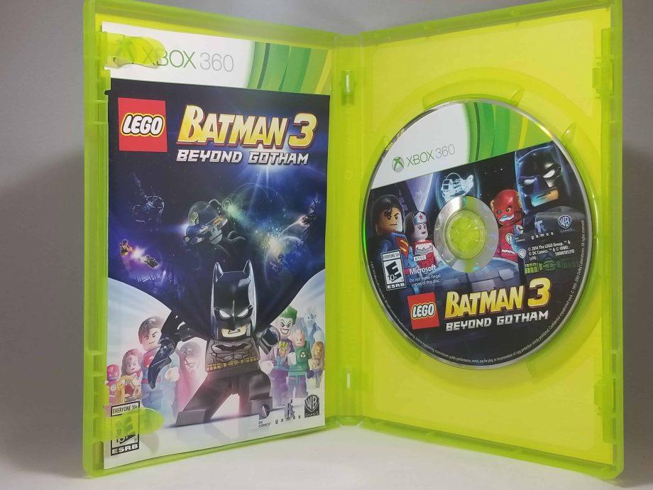 Lego Batman 3 Beyond Gotham Disc
