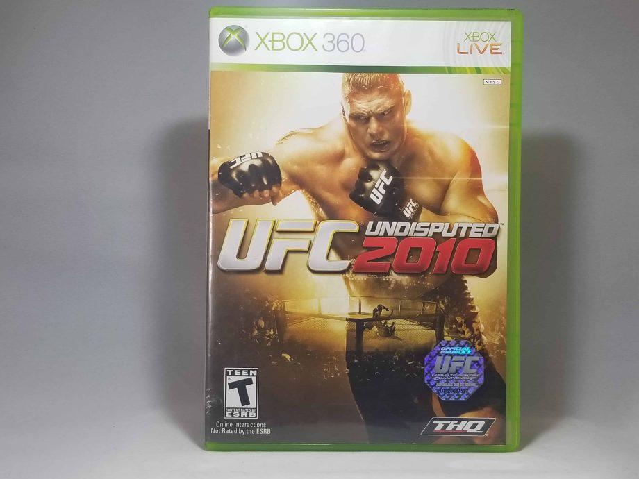 UFC Undisputed 2010 Front