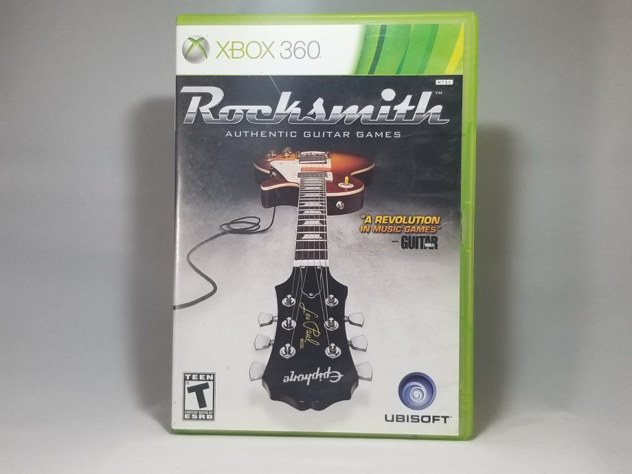 Rocksmith Front
