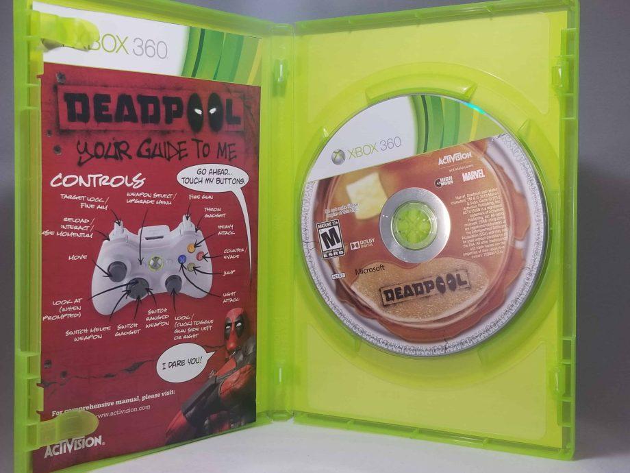 Deadpool Disc