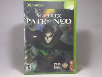 The Matrix Path Of Neo Front