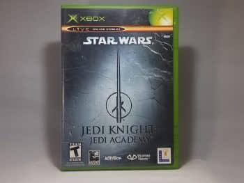 Star Wars Jedi Knight: Jedi Academy Front