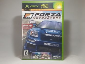 Forza Motorsport Front