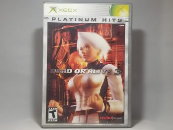 Dead Or Alive 3 Front