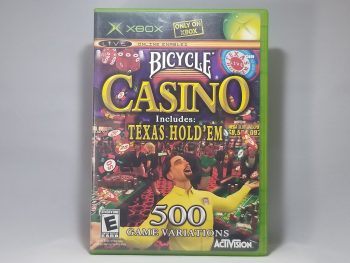 Bicycle Casino Front
