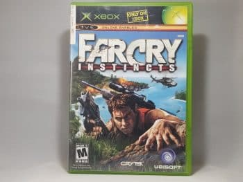 Far Cry Instincts Front
