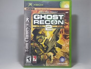 Tom Clancy's Ghost Recon 2 Front