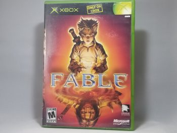 Fable Front