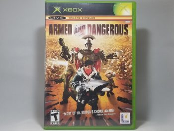 Armed And Dangerous Front