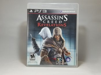 Assassin's Creed Revelations Front