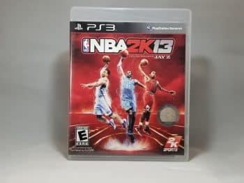 NBA 2K13 Front