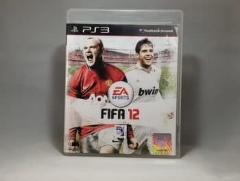 Fifa 12 Front