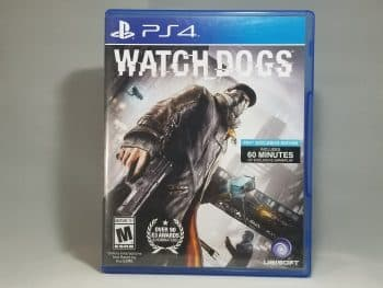 Watch Dogs Front