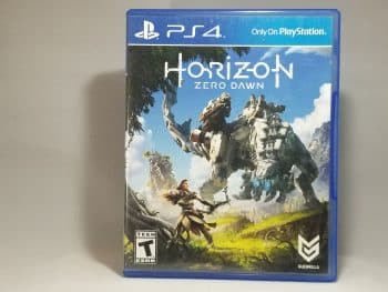 Horizon Zero Dawn Front